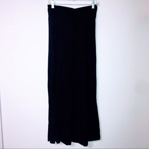 🌵Black Maxi Skirt